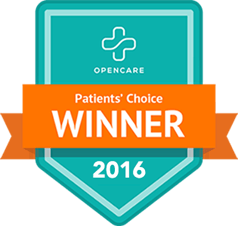 opencare patients choice winner 2016